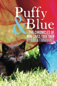 "Selah Press Releases new book ""Puffy & Blue: The Chronicles of Nine Lives Together."""