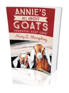 3D Annie's All About Goats