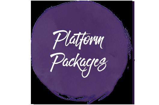 Selah Press Platform Building Packages