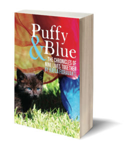 Puffy and Blue 3D-Book