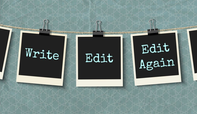 What to Expect in the Editing Process