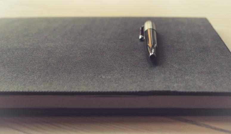 Book Submission Checklist