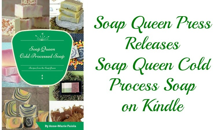 Soap Queen Press Releases Second Kindle Book
