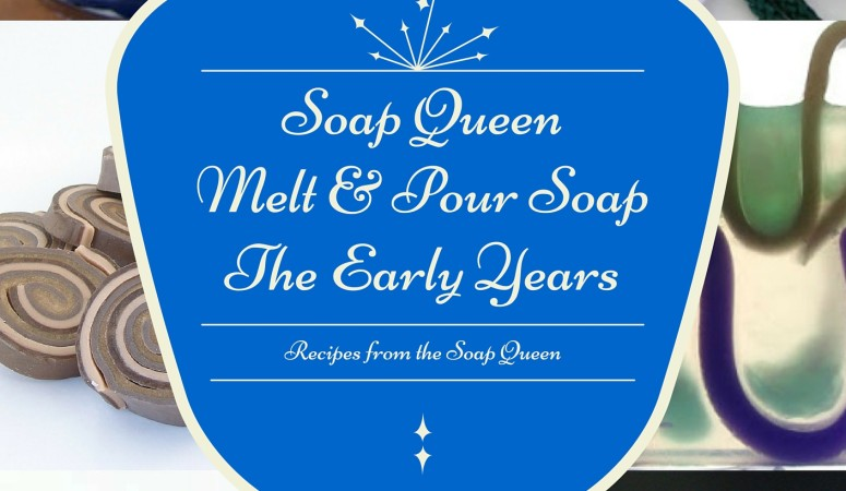 Soap Queen Press Releases Third Kindle Book