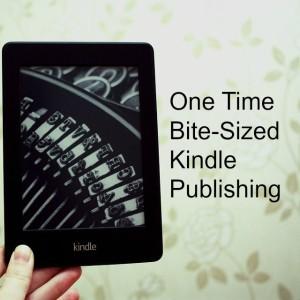 bite sized kindle book publishing