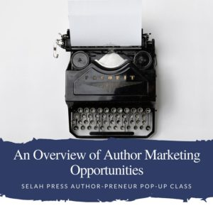 An Overview of Author Marketing Opportunities