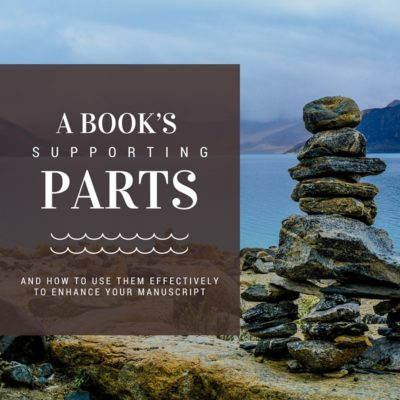 A Book's Supporting Parts