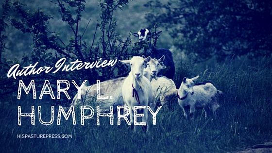 Author Interview with Mary L. Humphrey