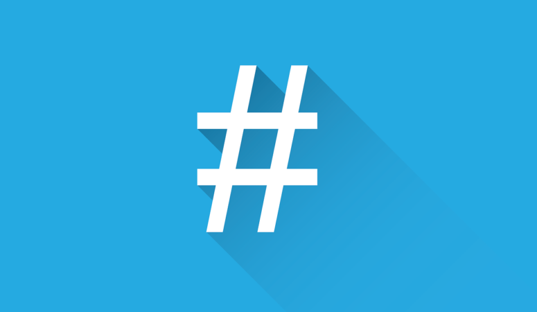 Handy Dandy List of Hashtags for Authors