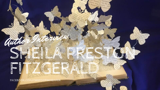 Author Interview with Sheila  Preston Fitzgerald