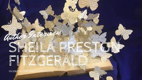 Author Interview with Sheila  Preston Fitzgerald